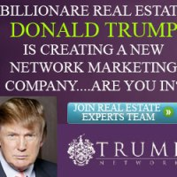 The Trump Network Was Sold: Now Called Bioceutica... Trump for President 2016 or Na?