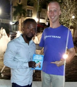 Joe Stewart facebook MLM Author of create your own economy network marketing book
