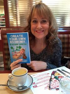 Author of Create Your Own Economy Network Marketing MLM Book Joe Stewart Facebook 6