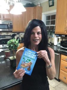 Author of Create Your Own Economy Network Marketing MLM Book Joe Stewart Facebook Mindee Rosen