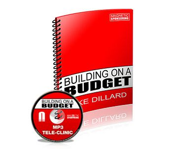 building on a budget review