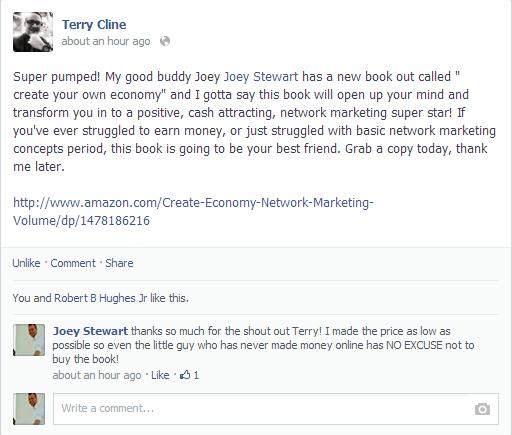 Terry Cline Testimonial