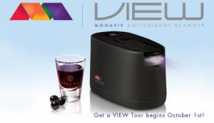monavie view antioxidant scanner