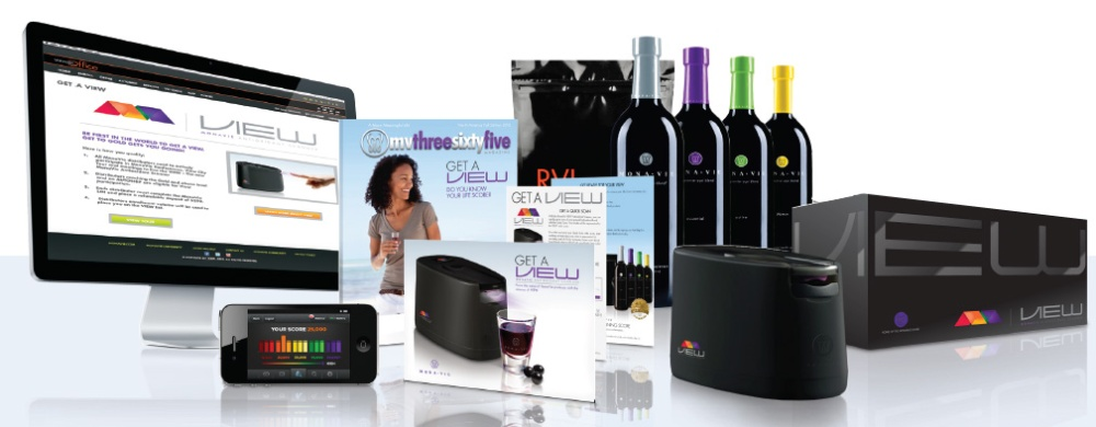 monavie view scanner