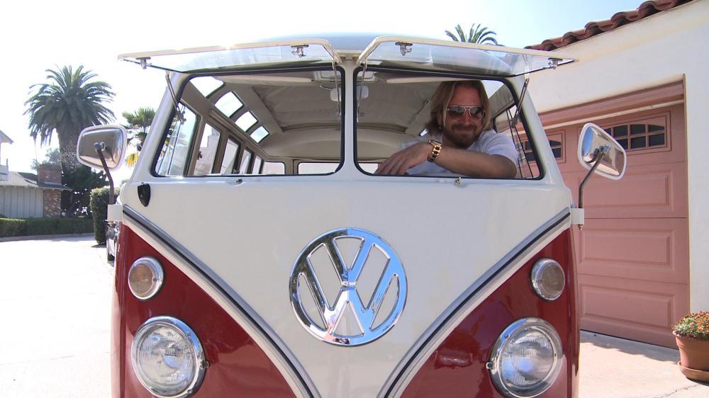 Frank kern's bus