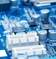 silver inside electronics