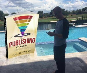 Joe Stewart self publishing book