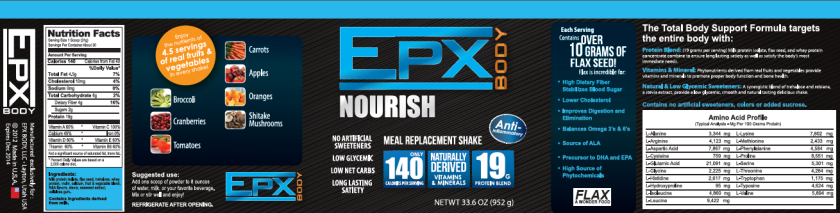 epx body nourish