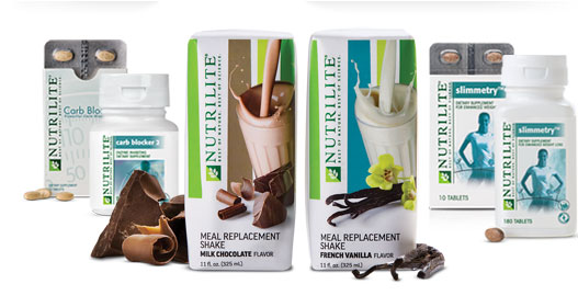 nutrilite weight loss bundle