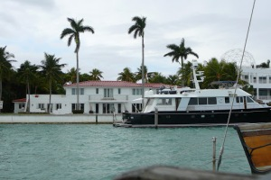 Carmen Electra's yacht