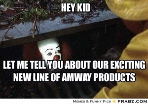 amway 2013 record sales