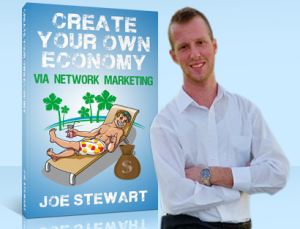 Author Joe Stewart FITTEAM MLM Leader
