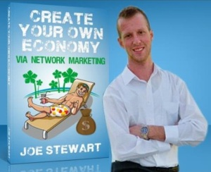 author joe stewart