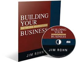 Building Your Network Marketing Business by JimRohn