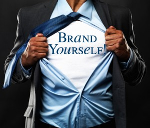 brand yourself first