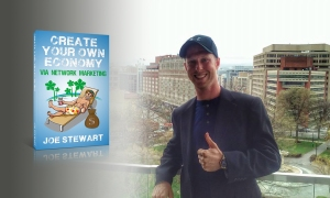 Joe Stewart Author of Create Your Own Economy Network Marketing MLM Book FITTEAM