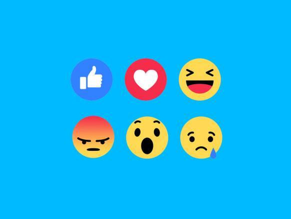 facebook reactions fb love button fb wow button fb sad button fb angry button