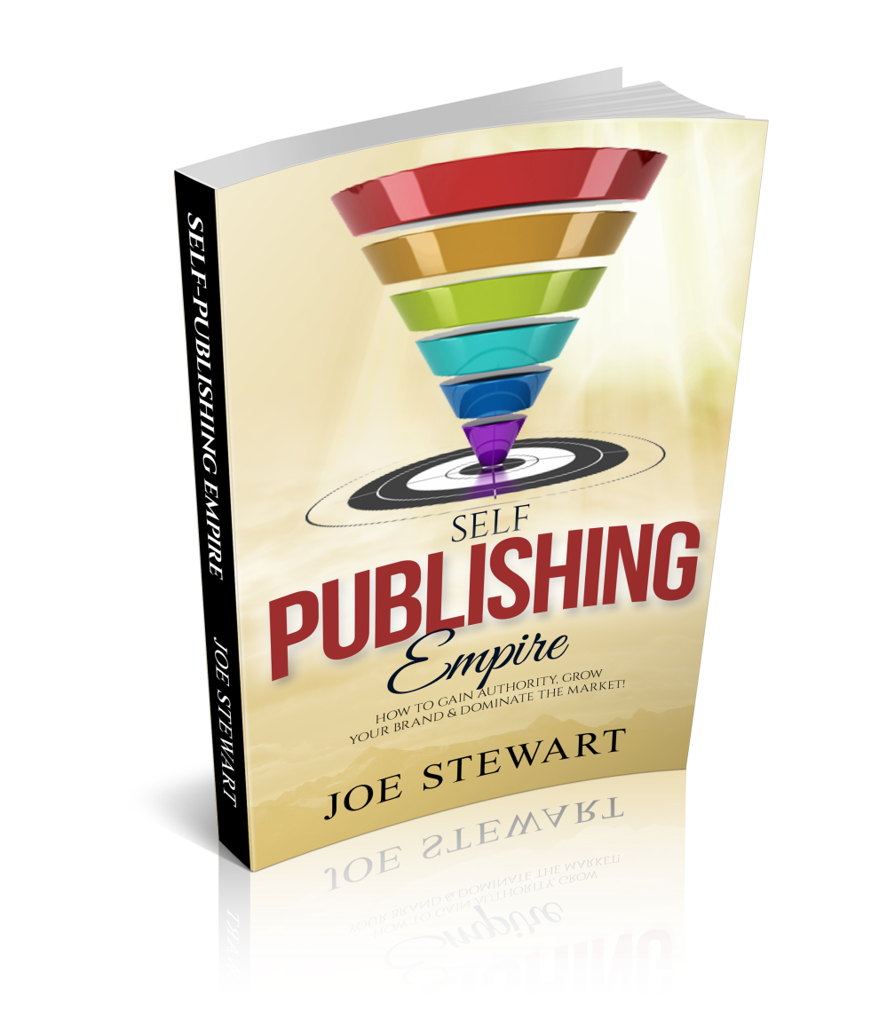 self-publishing empire joe stewart author