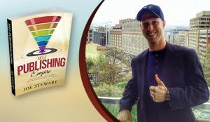 joe stewarts new book self publishing empire