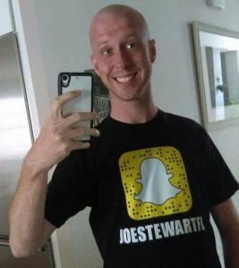 Joe Stewart snapchat